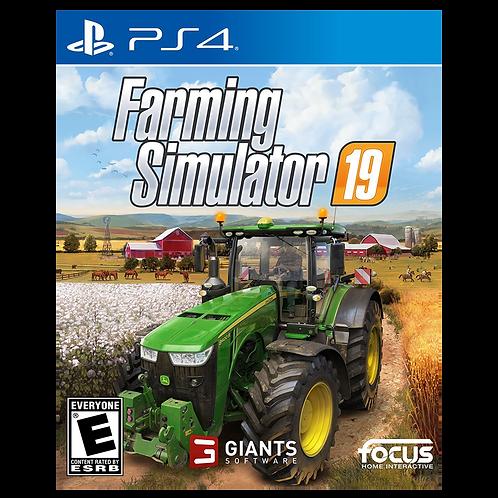 Farming Simulator 19 Ps4