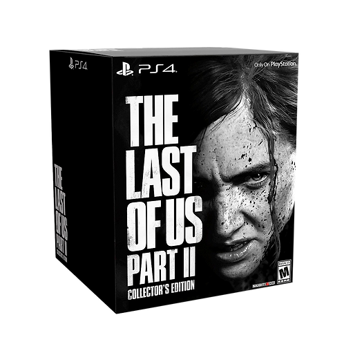 The Last Of Us Part 2 Edicion Coleccionista Ps4