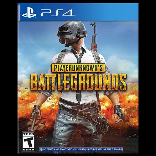 Pubg Playerunknown Battlegrounds  Ps4