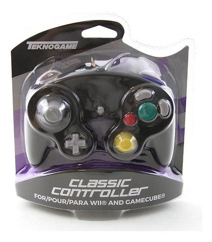 Control Gamecube Teknogame Negro