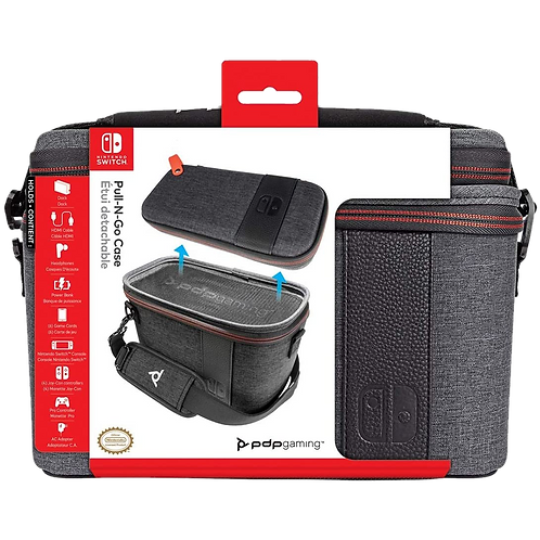 Pull-N-Go Case - Elite Edition (PDP) Switch/Switch Lite