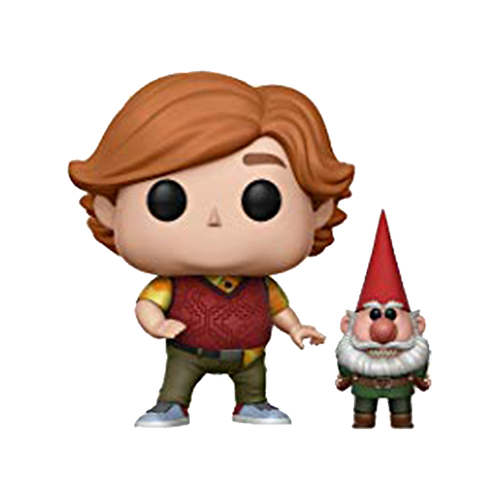 Funko Toby With Gnome 467