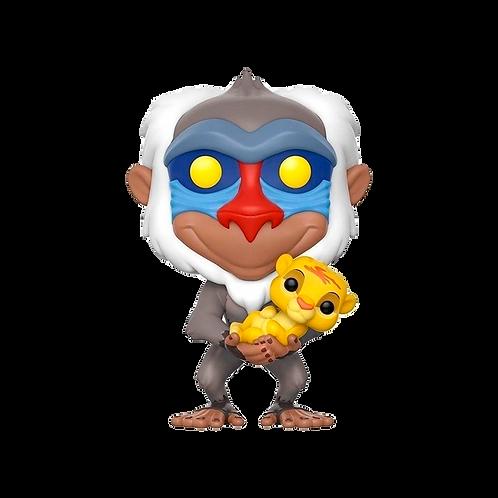 Funko Rafiki With Simba 301