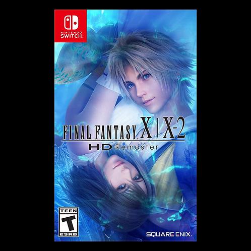 Final Fantasy X/X2 HD Remastered Switch