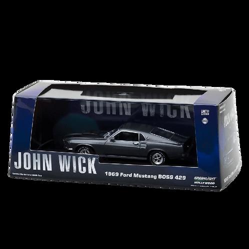 John Wick 1969 For Mustang Boss 429
