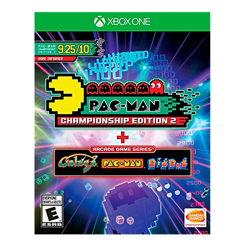 Pac-Man Championship Edition 2 + Arcade Game  XBOX ONE