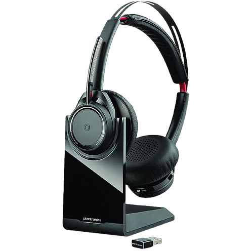 Voyager Focus UC B825 Stereo Bluethooth Headset With Anc