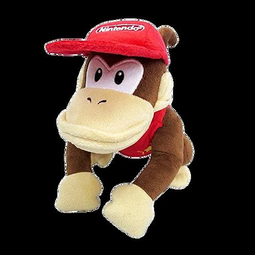 Little Buddy Peluche Nintendo -Diddy Kong 7 Pulgadas