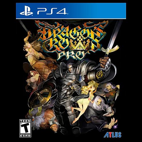 Dragons Crown Pro Battle Ps4