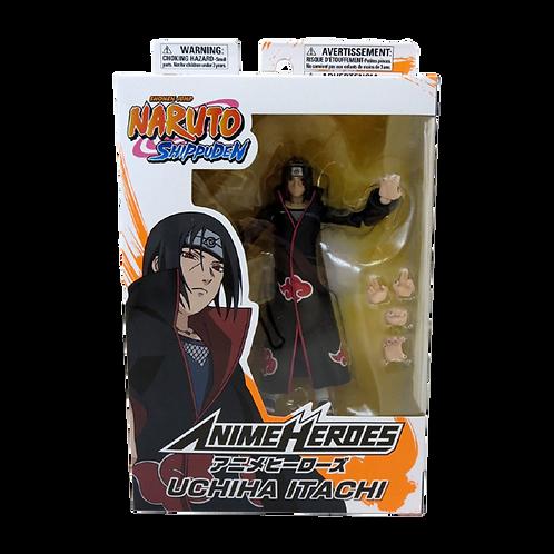 Bandai Naruto - Anime Heroes - Uchiha Itachi Figure 6.5