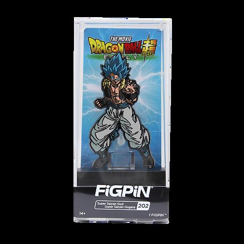 FiGPiN Dragon Ball Super - Super Saiyan God 202