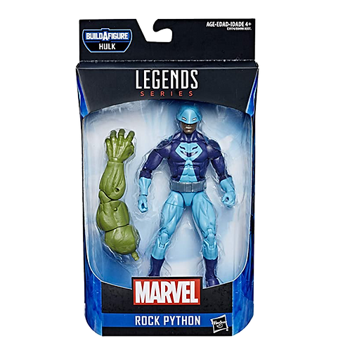 Figura Marvel Legends - Marvel Rock Python