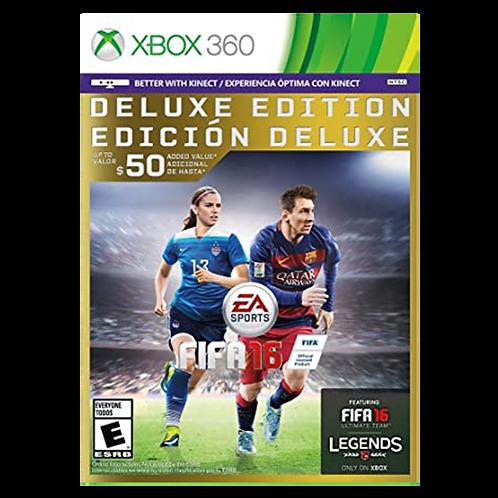 Fifa 16 Deluxe Xbox 360