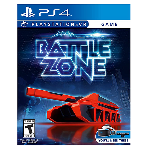 Vr Battle Zone Ps4