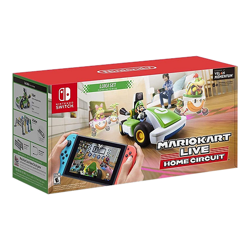 Mario Kart Live Home Circuit Nintendo Switch (Luigi)