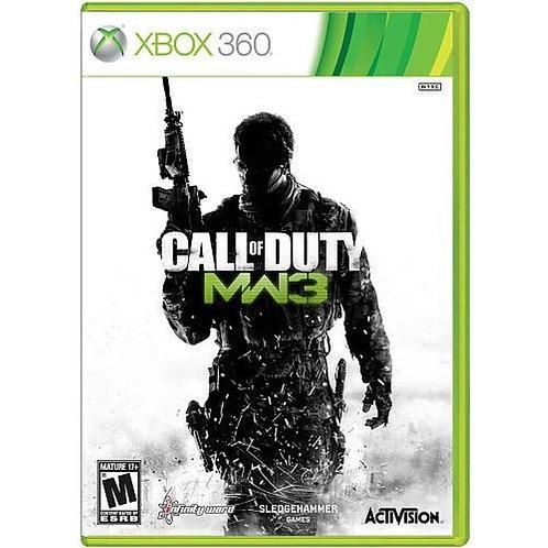 Call Of Duty: Modern Warfare 3 With Dlc Xbox 360