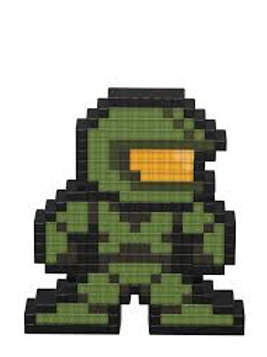 Pixels Master Chief