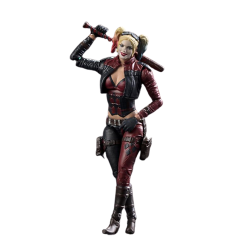 Figura Injustice 2 Figure - 1/18 Scale Harley Quinn Exclusive