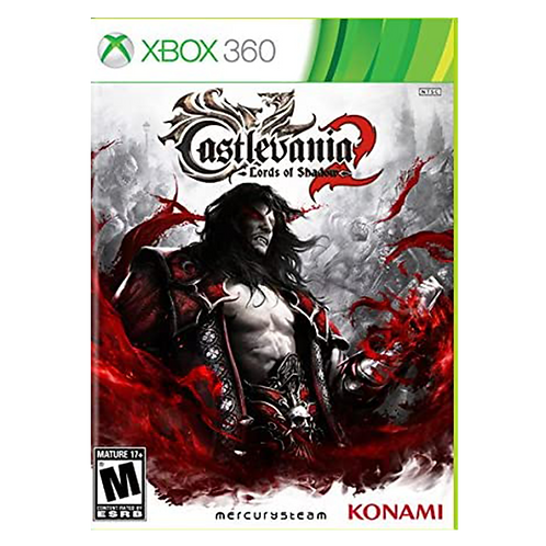 Castlevania Lord Of Shadow 2 Xbox 360