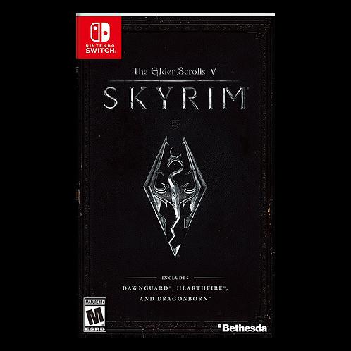 The Elder Scrolls V: Skyrim Nsw