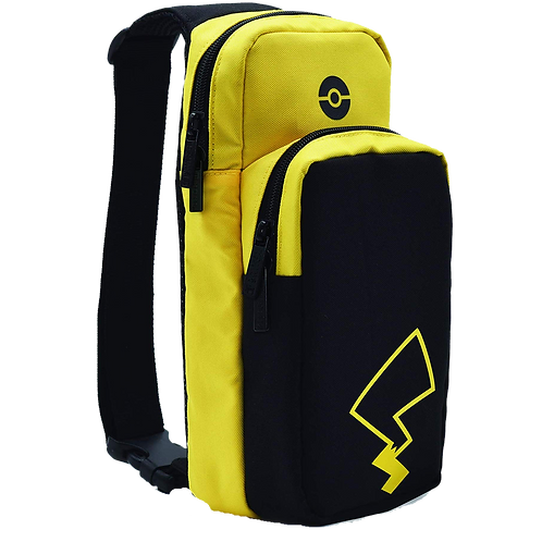 Backpack Pikachu Switch