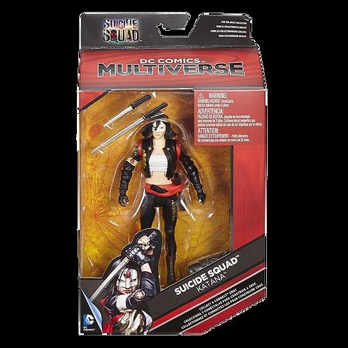 DC Multiverse Suicide Squad Figure Katana