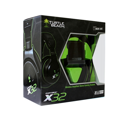 Headset Turtle Beach Wireless X32 - X360