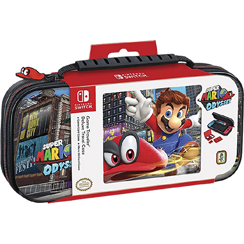 Case Super Mario Odyssey Deluxe Travel Case (RDS)