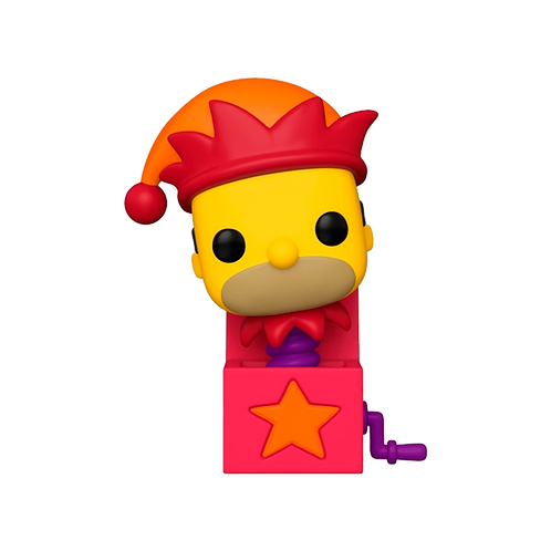 Funko Jack-In-The Box Homer 1031