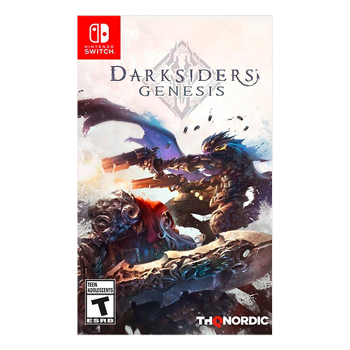 Dark Siders Genesis Switch