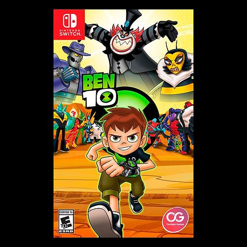 Ben 10 Nintendo Switch