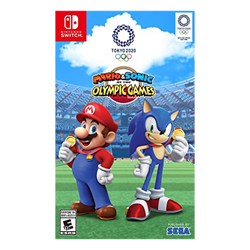 Mario And Sonic At The Olympic Games Tokyo 2020 Switch