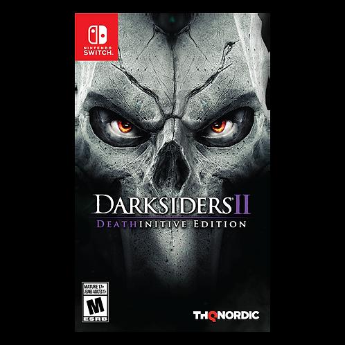 Darksiders 2 Definitive Edition Nintendo Switch
