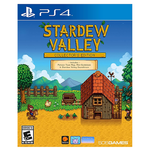 Stardew Valley: Collector Edition Ps4