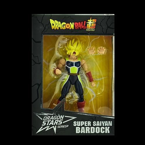 "Bandai Dragon Ball S. Super Saiyan Bardock Dragon Stars 6.5"""