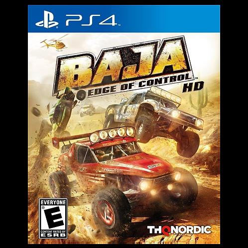 Baja Edge of Control HD Ps4