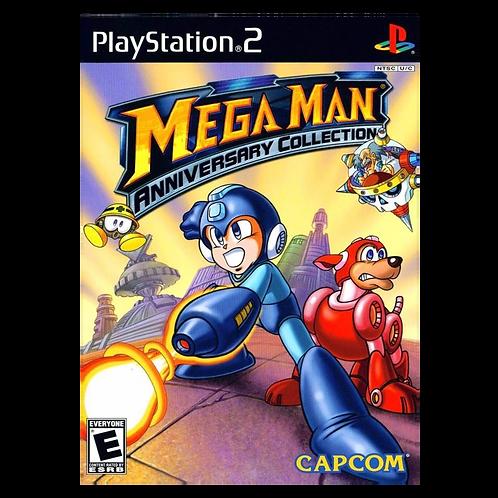 Megaman 10 Aniversary Ps2
