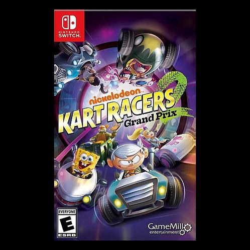 Nickelodeon Kart Racers 2: Grand Prix Switch