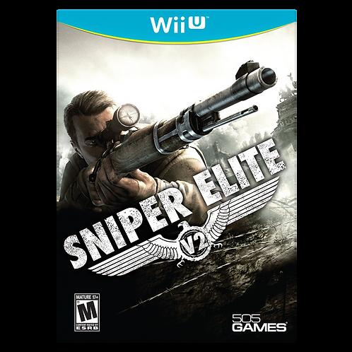 Sniper Elite V2 Wii U