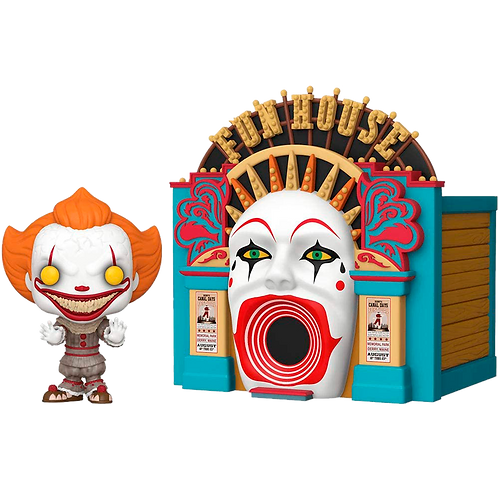 Funko Demonic Pennywise & Funhouse 10