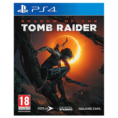 Shadow Of The Tomb Raider Eu Ps4