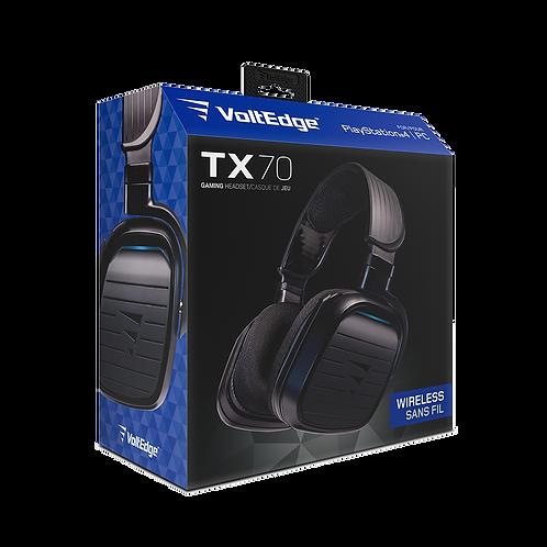 Headset Wireless Tx70+ Ps4