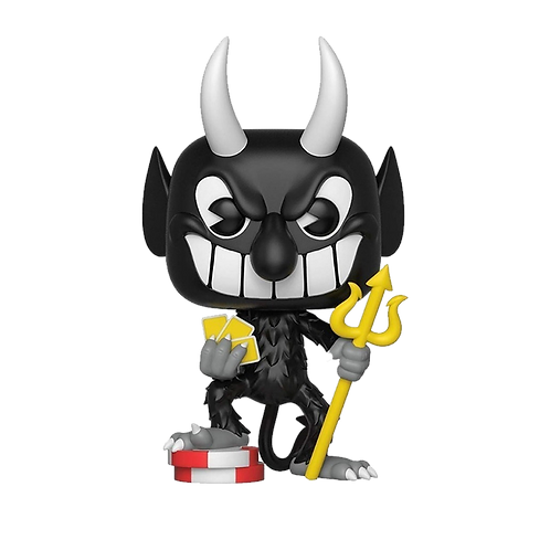 Funko Cup Head The Devil 312