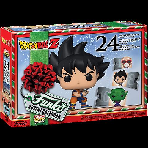 Calendario Adviento Funko Pop! Dragon Ball Z
