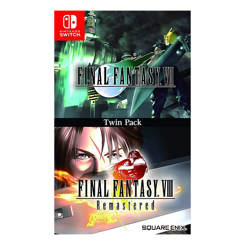 Final Fantasy Vii/Viii Remastered Nsw