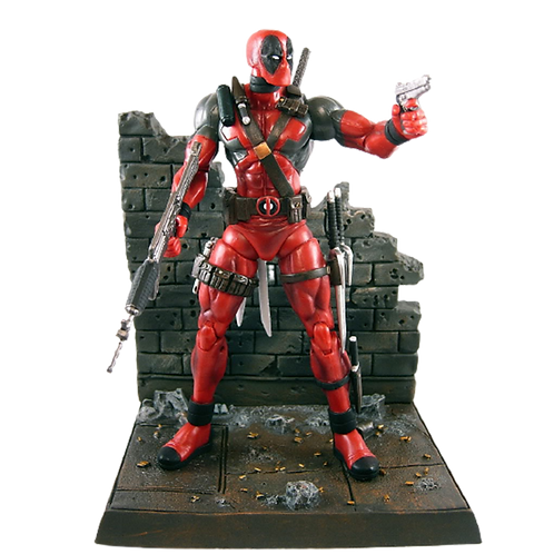 Marvel Select Figure - Deadpool