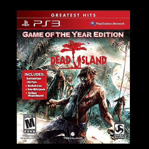 Dead Island Goty Ps3