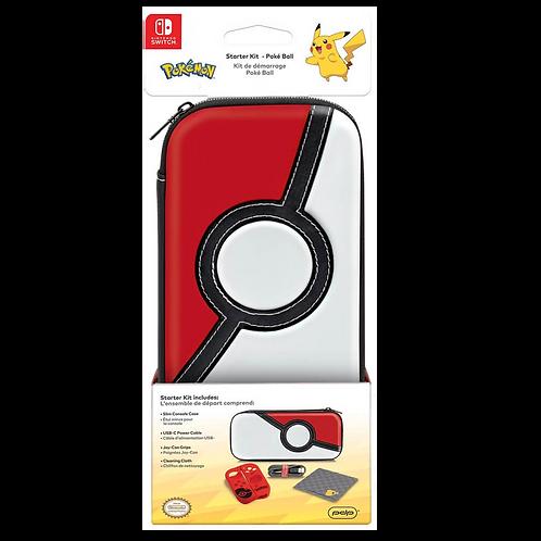 Estuche Starter Kit Pokeball Edicion