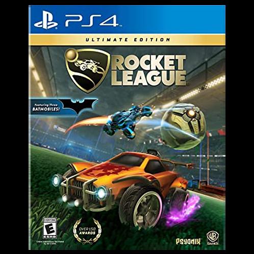 Rocket League Ultimate Ps4