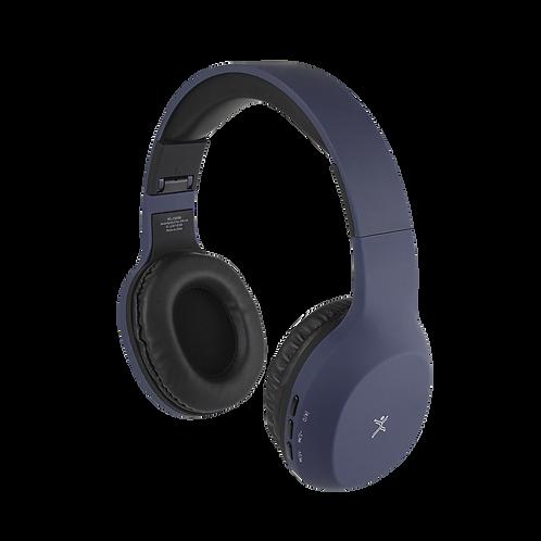 Audifonos Perfect Choice On Ear Inalambricos BT Azul